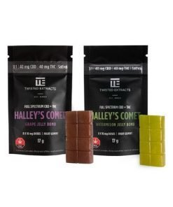 Twisted Extracts - Halley's Comet Jelly Bomb