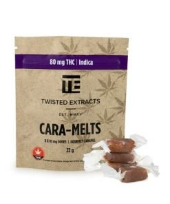 Twisted Extracts - Indica Cara-Melt